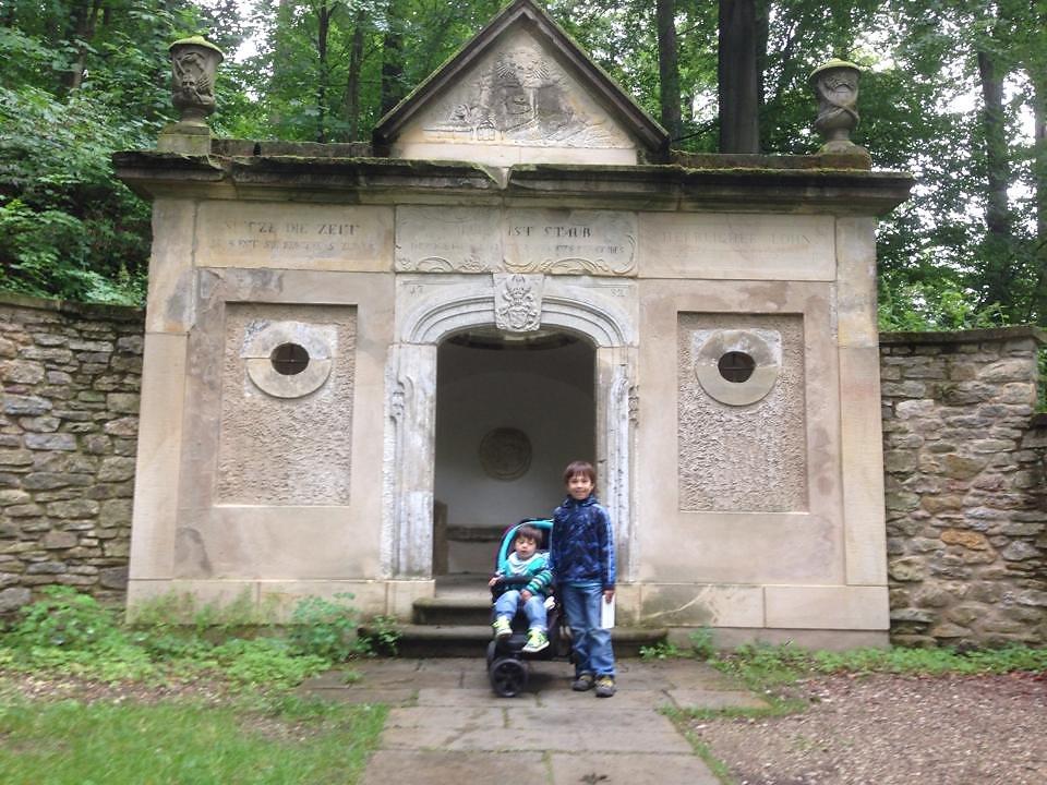 Freilichtmuseum Detmold 2014