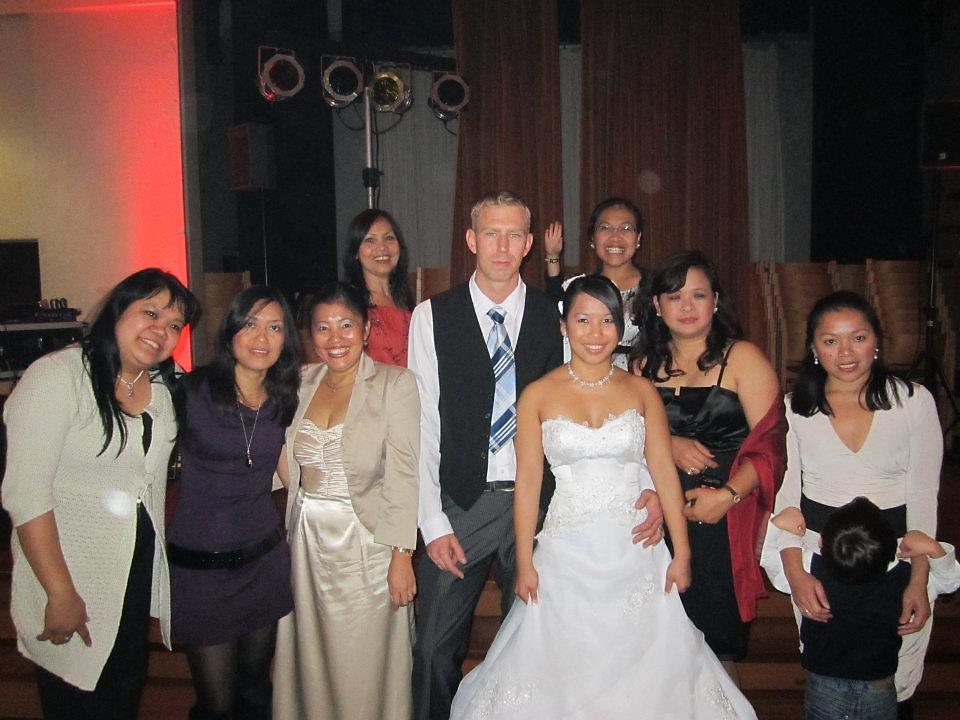 Jennys Wedding